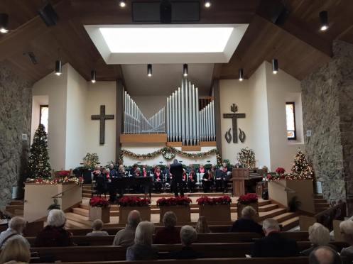 PCCR Christmas Decorations Concert